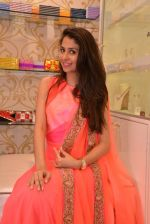 Malvika Raaj at Ushma Vaidya presented her festive collection in Dvar, Juhu, Mumbai on 7th Oct 2014 (359)_5434db64f0dbe.JPG