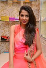 Malvika Raaj at Ushma Vaidya presented her festive collection in Dvar, Juhu, Mumbai on 7th Oct 2014 (361)_5434db70a1b2a.JPG