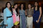 Rashmi Nigam, Parveen Dusanj, Roshni Chopra, Zeba Kohli at Project Seven Preview Hosted by Zeba Kohli in Mumbai on 7th Oct 2014 (81)_54354ce220fe4.JPG