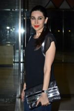 Karisma Kapoor at Sanjay Kapoor_s residence on 8th Oct 2014 (38)_543627c848277.JPG