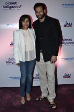 Bikram Saluja at Planet Hollywood launch announcement in Mumbai on 9th Oct 2014 (86)_543779c72389c.JPG