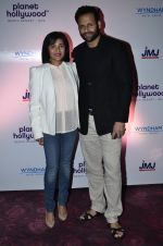 Bikram Saluja at Planet Hollywood launch announcement in Mumbai on 9th Oct 2014 (87)_543779c90e38d.JPG
