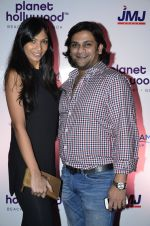 Shamita Singha at Planet Hollywood launch announcement in Mumbai on 9th Oct 2014 (93)_54377b5364ea3.JPG