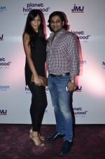 Shamita Singha at Planet Hollywood launch announcement in Mumbai on 9th Oct 2014 (96)_54377b2552f38.JPG