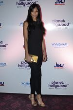 Shamita Singha at Planet Hollywood launch announcement in Mumbai on 9th Oct 2014 (97)_54377b265c7bc.JPG
