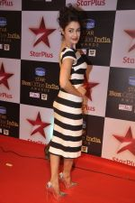 Yuvika Chaudhary at Star Plus box Office Awards in Mumbai on 9th Oct 2014 (71)_543788c557d98.JPG
