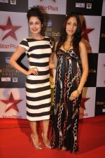 Yuvika Chaudhary at Star Plus box Office Awards in Mumbai on 9th Oct 2014 (72)_543788c6c465a.JPG