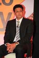 Anil Kumble promoting NDTV_s campaign, Road To Safety on 10th Oct 2014 (15)_543918a0be4e2.JPG