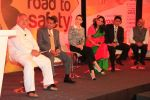 Karisma Kapoor and Anil Kumble promoting NDTV_s campaign, Road To Safety on 10th Oct 2014 (7)_543918a32671d.JPG