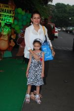 Prachi Shah at Divya Khosla Kumar and Bhushan Kumar_s son Ruhaan_s Birthday Party in Mumbai on 10th Oct 2014 (5)_5439206563684.JPG