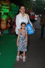 Prachi Shah at Divya Khosla Kumar and Bhushan Kumar_s son Ruhaan_s Birthday Party in Mumbai on 10th Oct 2014 (7)_5439206721571.JPG
