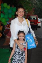 Prachi Shah at Divya Khosla Kumar and Bhushan Kumar_s son Ruhaan_s Birthday Party in Mumbai on 10th Oct 2014 (8)_543920680a656.JPG