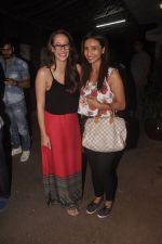 Patralekha, Hazel Keech at Special screening of Sonali Cable at Sunny Super Sound on 11th Oct 2014 (13)_543a8462520e3.JPG