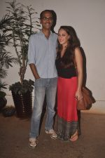 Rohan Sippy, Hazel Keech at Special screening of Sonali Cable at Sunny Super Sound on 11th Oct 2014 (62)_543a84c923c74.JPG