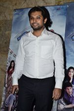 Abhinav Shukla at Ekkees Toppon Ki Salaami screening in Lightbox, Mumbai on 13th Oct 2014 (180)_543cf33732cf4.JPG