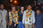 Aslam Shaikh with Amir Ali and Shakti Kapoor  in support of the Malad West candidate Aslam Shaikh (3)_543cc641ebbdb.JPG