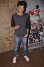 Divyendu Sharma at Ekkees Toppon Ki Salaami screening in Lightbox, Mumbai on 13th Oct 2014 (233)_543cf4a566726.JPG