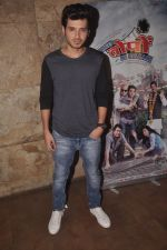 Divyendu Sharma at Ekkees Toppon Ki Salaami screening in Lightbox, Mumbai on 13th Oct 2014 (234)_543cf4a641033.JPG