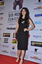 R J Archana at 16th Mumbai Film Festival in Mumbai on 14th Oct 2014 (25)_543e228a26fab.JPG