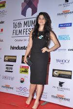 R J Archana at 16th Mumbai Film Festival in Mumbai on 14th Oct 2014 (26)_543e228a9ebe3.JPG