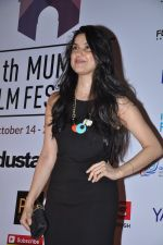 R J Archana at 16th Mumbai Film Festival in Mumbai on 14th Oct 2014 (27)_543e228b2dbaf.JPG