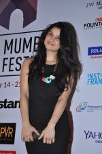 R J Archana at 16th Mumbai Film Festival in Mumbai on 14th Oct 2014 (28)_543e228bb6af8.JPG