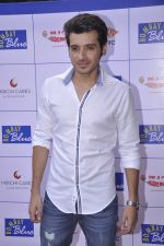 Divyendu Sharma at Bombay Blues brailler menu launch - a Mirchi cares initiative in bandra, Mumbai on 16th Oct 2014(88)_5441288d953c1.JPG