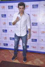 Divyendu Sharma at Bombay Blues brailler menu launch - a Mirchi cares initiative in bandra, Mumbai on 16th Oct 2014(90)_5441282e3fadb.JPG