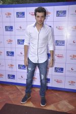Divyendu Sharma at Bombay Blues brailler menu launch - a Mirchi cares initiative in bandra, Mumbai on 16th Oct 2014(91)_5441282f12377.JPG