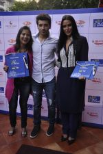 Aditi Sharma, Divyendu Sharma, Neha Dhupia  at Bombay Blues brailler menu launch - a Mirchi cares initiative in bandra, Mumbai on 16th Oct 2014(76)_54412832110bc.JPG
