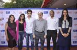 Aditi Sharma, Divyendu Sharma, Neha Dhupia  at Bombay Blues brailler menu launch - a Mirchi cares initiative in bandra, Mumbai on 16th Oct 2014(82)_544128336ae0a.JPG