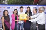 Aditi Sharma, Divyendu Sharma, Neha Dhupia  at Bombay Blues brailler menu launch - a Mirchi cares initiative in bandra, Mumbai on 16th Oct 2014(91)_544128354aa53.JPG
