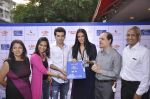 Aditi Sharma, Divyendu Sharma, Neha Dhupia  at Bombay Blues brailler menu launch - a Mirchi cares initiative in bandra, Mumbai on 16th Oct 2014(94)_54412835caeed.JPG