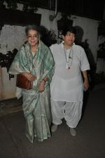 Lalita Lajmi at Sonali Cable screening in Sunny Super Sound, Mumbai on 15th Oct 2014 (22)_544109d08eb5c.JPG