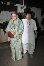 Lalita Lajmi at Sonali Cable screening in Sunny Super Sound, Mumbai on 15th Oct 2014 (21)_544109d00d665.JPG