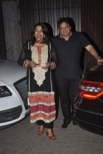 Anu Ranjan, Sashi Ranjan snapped in Juhu at A private Diwali Bash in Mumbai on 18th Oct 2014 (8)_5443c2ae771df.JPG