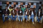 Vivaan Shah, Boman Irani, Shahrukh Khan, Deepika Padukone, Sonu Sood, Abhishek Bachchan at Mad Over Donuts - Happy New Year contest winners meet in Mumbai on 19th Oct 2014 (207)_54450a39a2faa.JPG