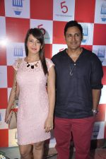 Preeti Jhangiani, Parvin Dabas at the Launch of 5 Restaurant in Mumbai on 20th Oct 2014 (18)_5445fe401e4a2.JPG