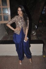 Anita Hassanandani at Ekta Kapoor_s Diwali Bash in Mumbai on 22nd Oct 2014 (28)_5448ed777e288.JPG