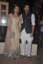 Huma Qureshi, Saqib Saleem at Ekta Kapoor_s Diwali Bash in Mumbai on 22nd Oct 2014 (40)_5448ee1d7fb33.JPG