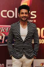 Prem aka Dheeraj Dhoopar at the celebration of Sasural Simar Ka 1000 episode completion_5448d3ae83823.JPG