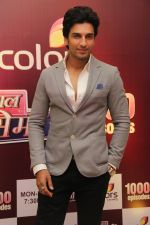 Siddhant aka Manish Raisinghania at the celebration of Sasural Simar Ka 1000 episode completion_5448d3c4226de.JPG