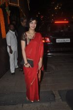 Akshara Hassan at Amitabh Bachchan and family celebrate Diwali in style on 23rd Oct 2014