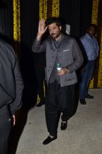 Anil Kapoor at Amitabh Bachchan and family celebrate Diwali in style on 23rd Oct 2014