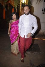 Bikram Saluja at Amitabh Bachchan and family celebrate Diwali in style on 23rd Oct 2014