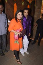 Faraj Khan at Amitabh Bachchan and family celebrate Diwali in style on 23rd Oct 2014