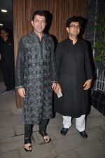 Kunal Kohli, Parsoon Joshi at Aamir Khan_s Diwali Bash in Mumbai on 23rd Oct 2014 (201)_544a37d30c914.JPG
