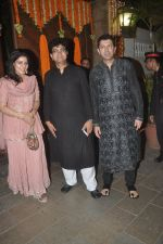 Parsoon, Kunal Kohli at Amitabh Bachchan and family celebrate Diwali in style on 23rd Oct 2014 (248)_544a491a7607b.JPG