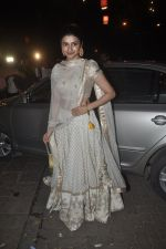 Prachi Desai at Amitabh Bachchan and family celebrate Diwali in style on 23rd Oct 2014