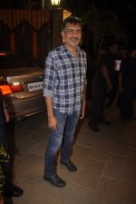 Prakash Jha at Amitabh Bachchan and family celebrate Diwali in style on 23rd Oct 2014